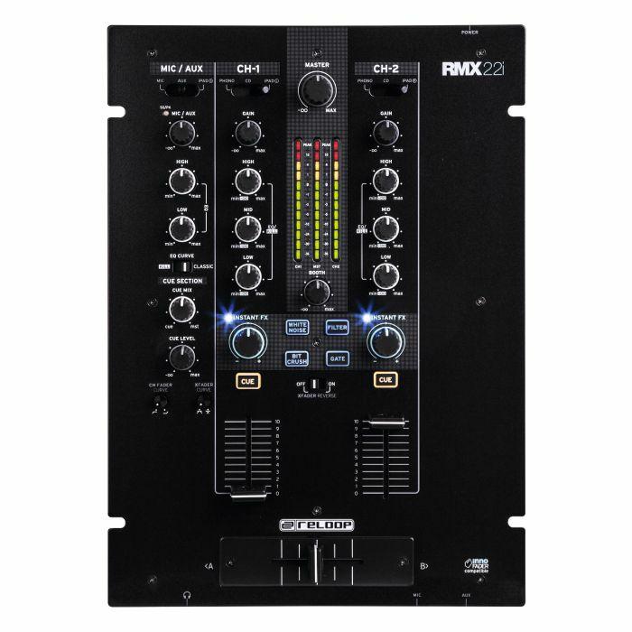 RELOOP - Reloop RMX22i DJ Mixer