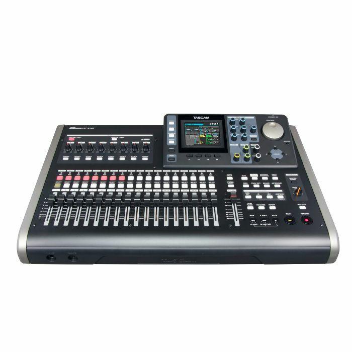 TASCAM - Tascam DP-24SD 24-Track Digital Portastudio
