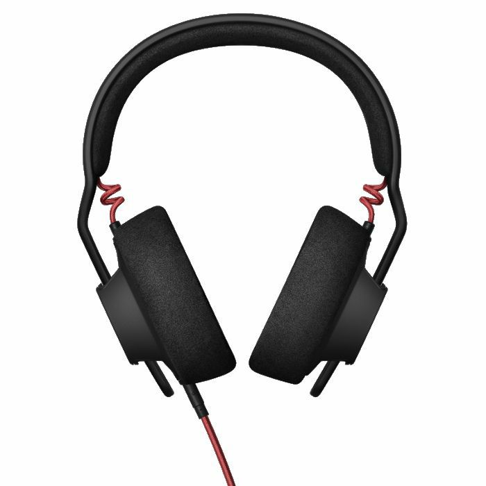 AIAIAI - AIAIAI TMA2 Young Guru Preset Modular Headphones (black/red)