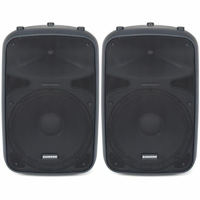 SAMSON - Samson Auro X15D Active PA Speakers (pair)