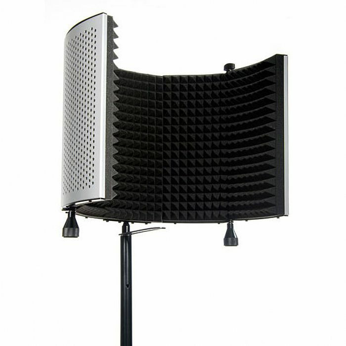 EDITORS KEYS - Editors Keys Portable Microphone Vocal Booth Pro Recording Kit (2nd edition) (B-STOCK)