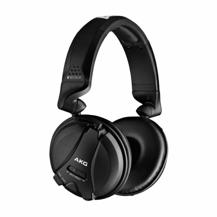 AKG - AKG K181 DJ UE Ultimate Edition Reference Class DJ Headphones (black)