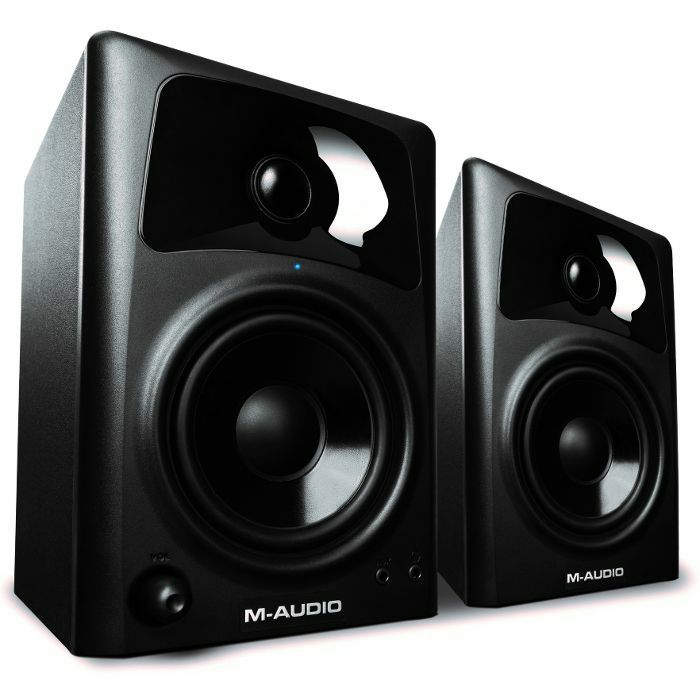 M AUDIO - M Audio AV42 Two Way Desktop Reference Speakers (pair)