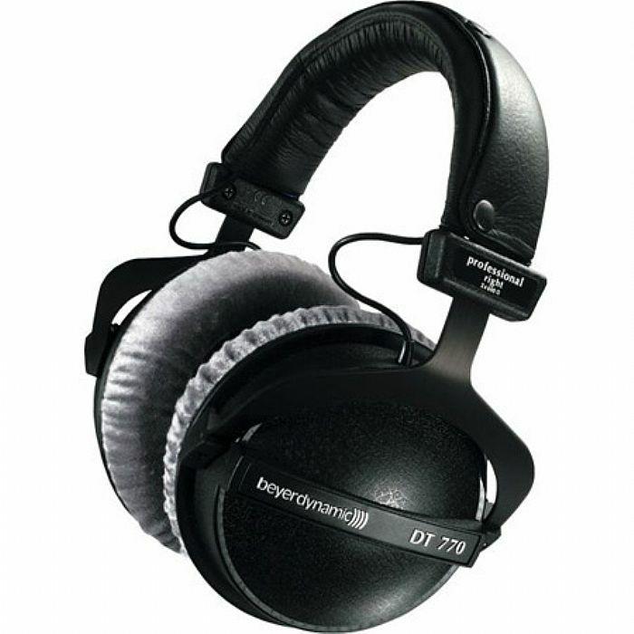 BEYERDYNAMIC - Beyerdynamic DT770 Pro Studio Headphones (80 Ohm version) (B-STOCK)