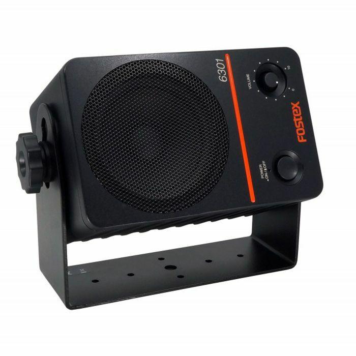 fostex 6301n d active monitor speaker single digital aes ebu xlr version ebay. Black Bedroom Furniture Sets. Home Design Ideas