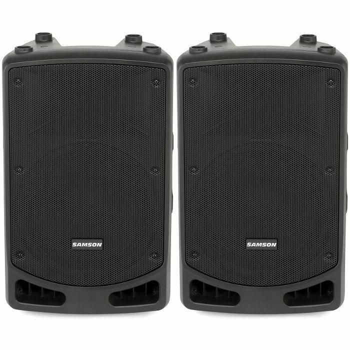 SAMSON - Samson Expedition XP115A Active PA Speakers (pair, black)