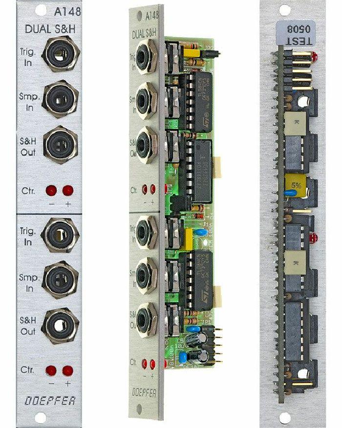 DOEPFER - Doepfer A-148 Dual Sample & Hold Track & Hold Module
