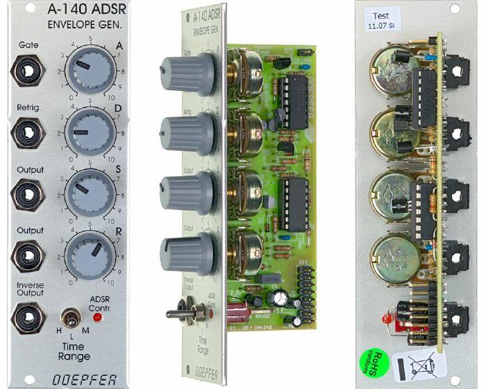 DOEPFER - Doepfer A-140 ADSR Envelope Generator Module