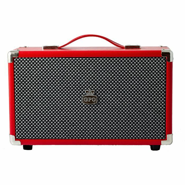 GPO - GPO Westwood Classic Style Bluetooth Speaker (red)
