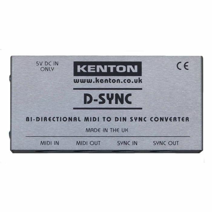 KENTON - Kenton D Sync Bi Directional MIDI To DIN Sync Converter