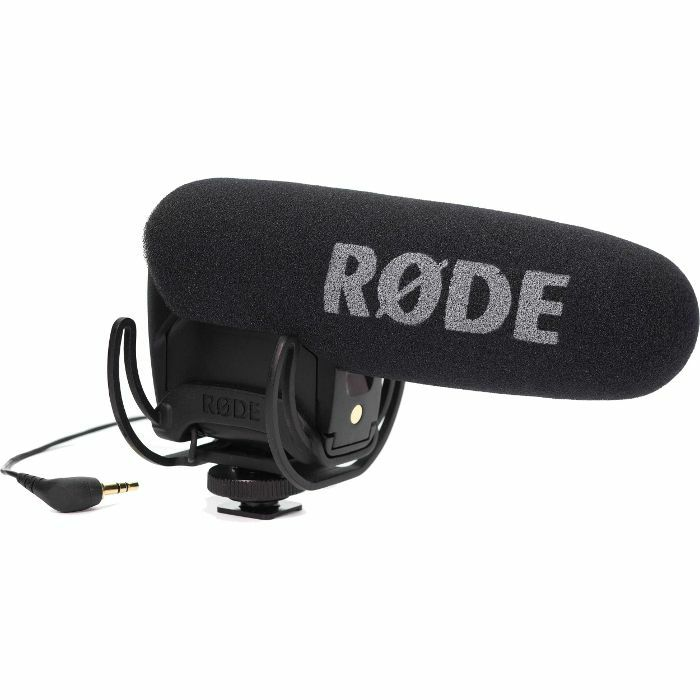 RODE - Rode VideoMic Pro R Compact Directional On Camera Microphone