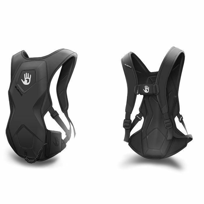 SUBPAC - SubPac M2 Bluetooth Wearable Tactile Bass System