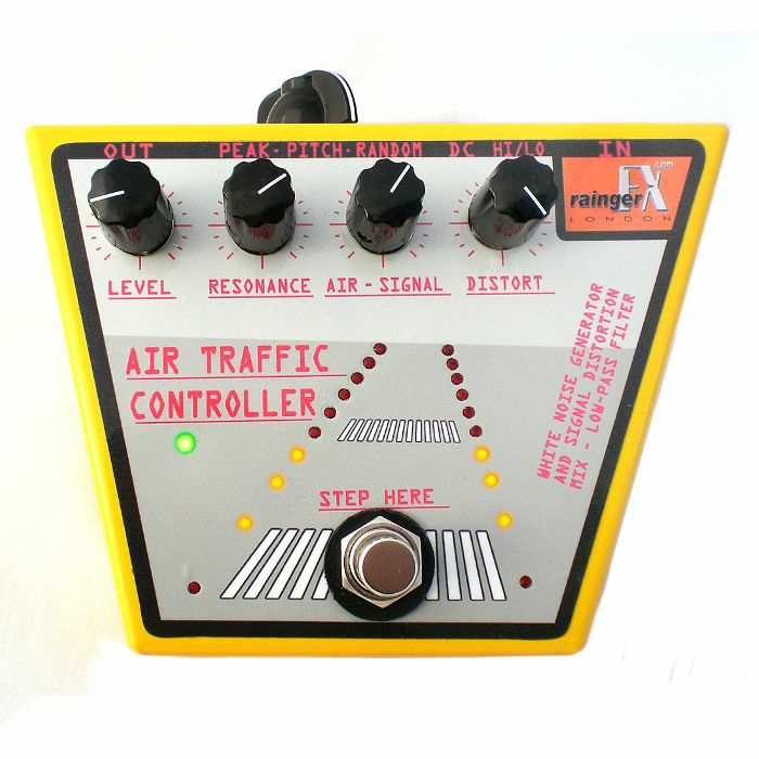 Rainger Fx Rainger Fx Air Traffic Controller Guitar