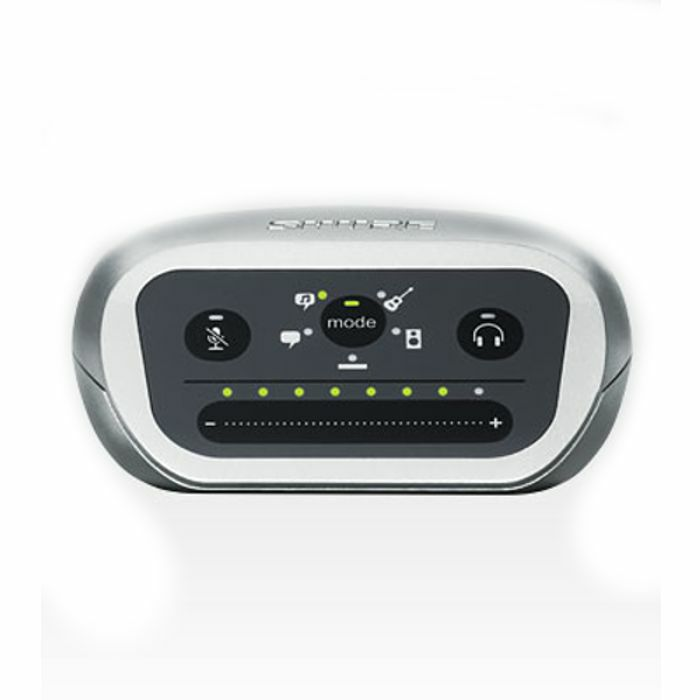 SHURE - Shure Motiv MVi Digital Audio Interface With Lightning & USB Cables Included