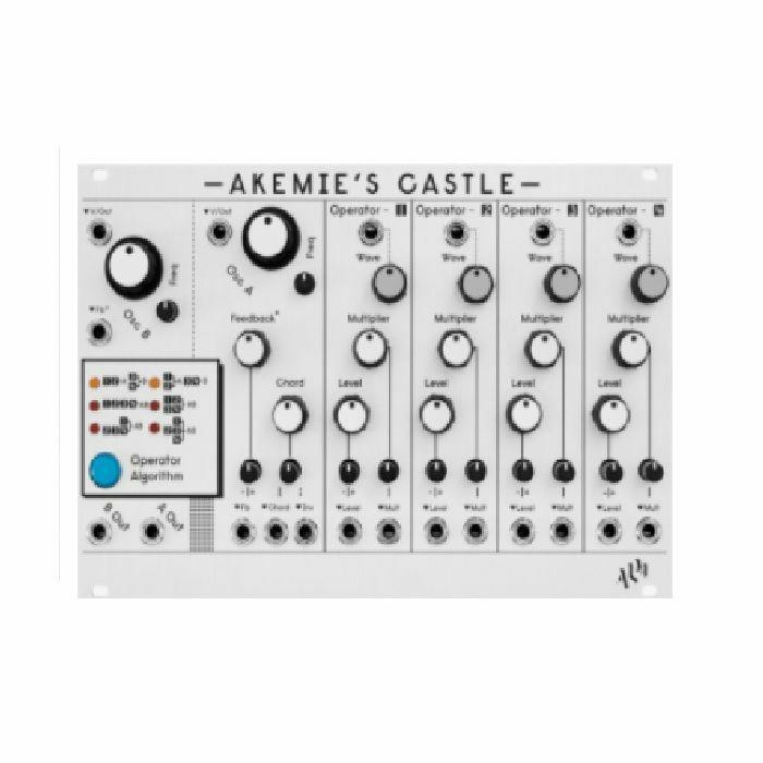 ALM - ALM Akemies Castle Dual 4 Operator FM VCO Module