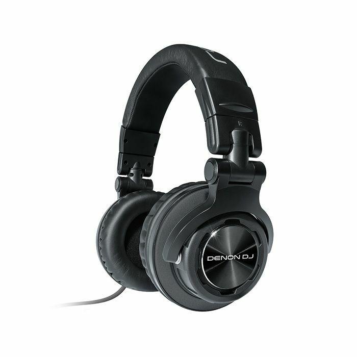 DENON DJ - Denon DJ HP1100 DJ Headphones