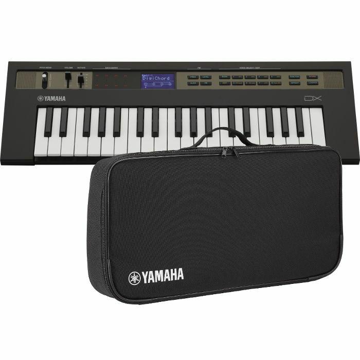 Yamaha yamaha reface dx fm synthesizer yamaha reface for Yamaha reface hard case