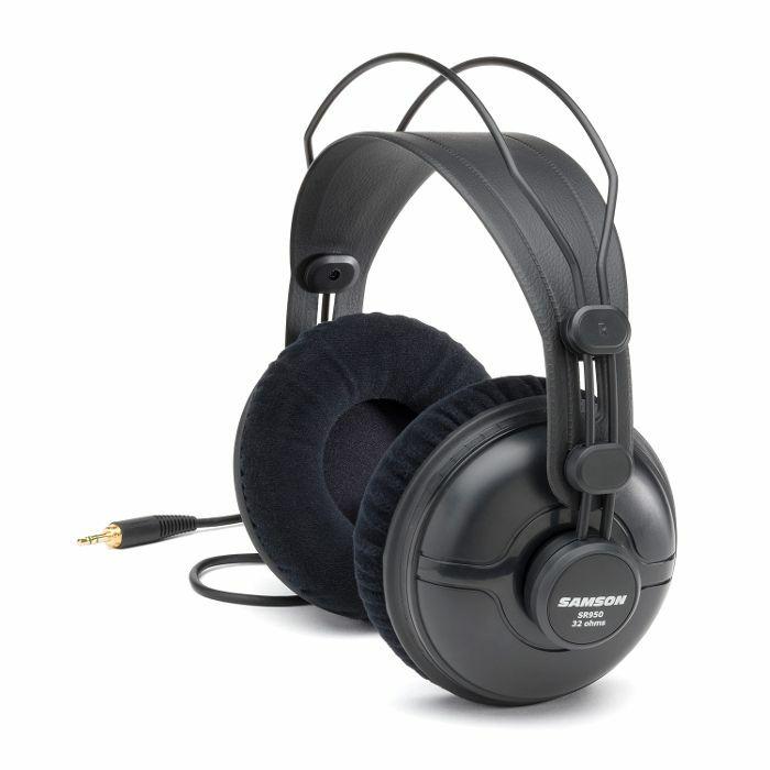 SAMSON - Samson SR950 Closed Back Studio Headphones