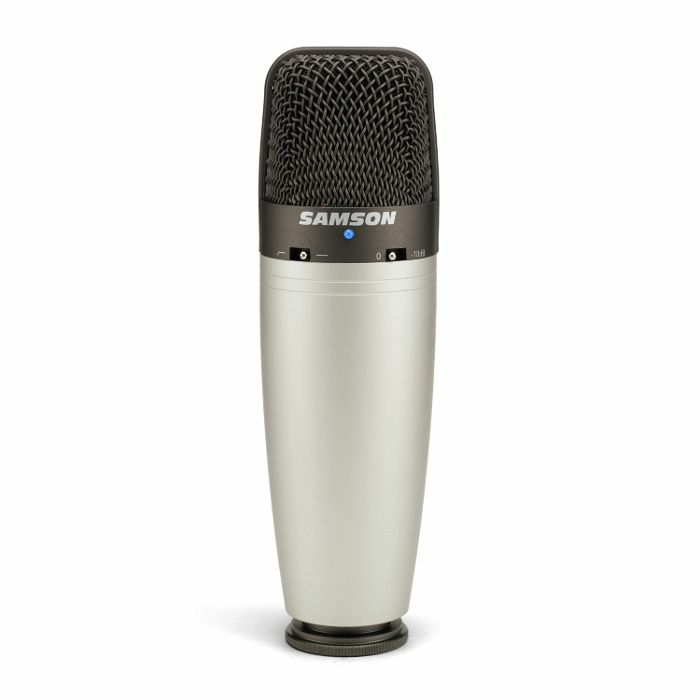 SAMSON - Samson C03 Multi Pattern Condenser Microphone