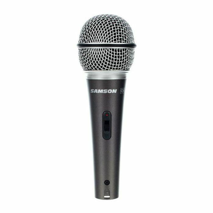 SAMSON - Samson Q6 Dynamic Vocal Microphone