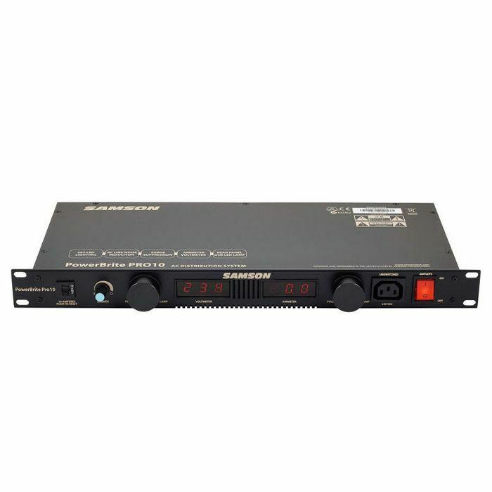 SAMSON - Samson PowerBrite PB10 Pro Rackmount Power Unit
