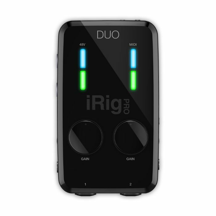 IK MULTIMEDIA - IK Multimedia iRig Pro Duo Audio & MIDI Interface