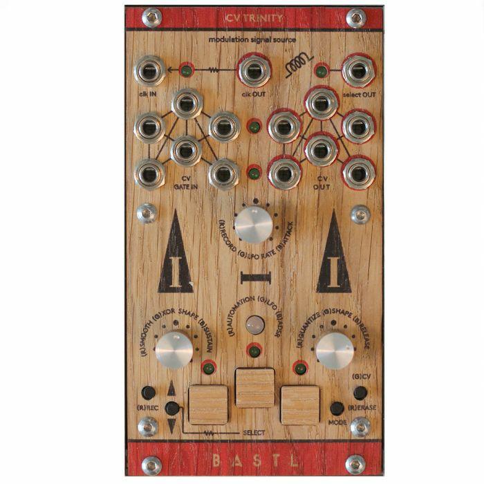 bastl instruments bastl instruments cv trinity modulation signal