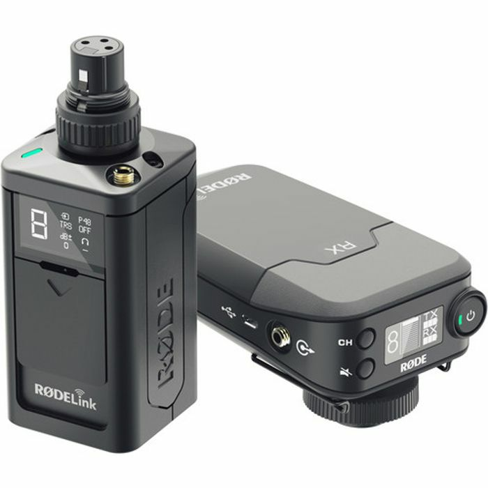 RODE - Rode RODELink Newsshooter Kit Wireless Microphone System