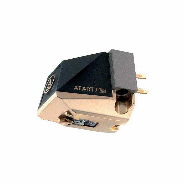 AUDIO TECHNICA - Audio Technica ART7 Non Magnetic Core Moving Coil Cartridge