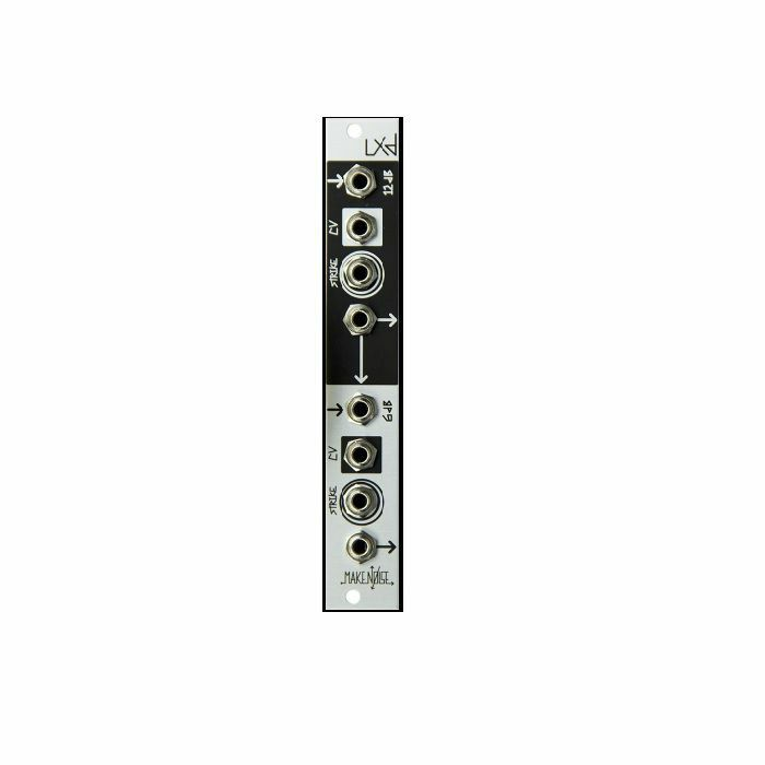 MAKE NOISE - Make Noise LxD Dual Low Pass Gate Module