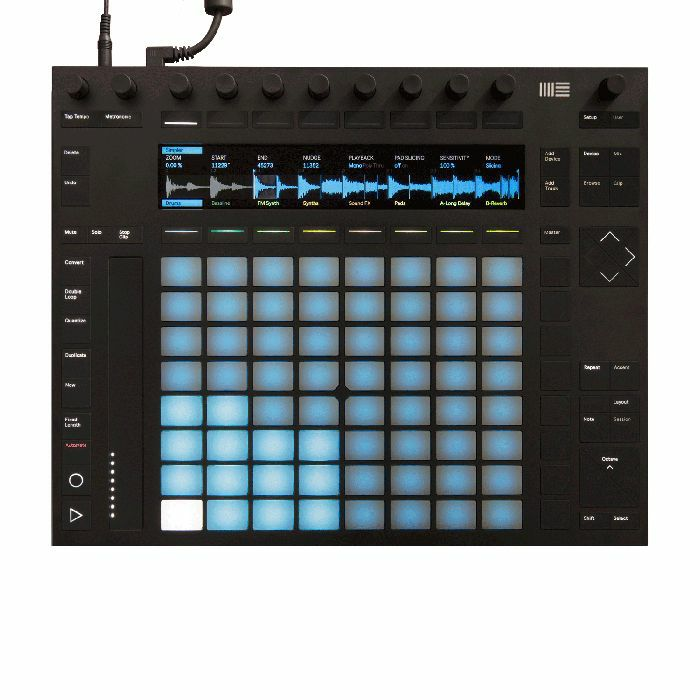 vst ableton push
