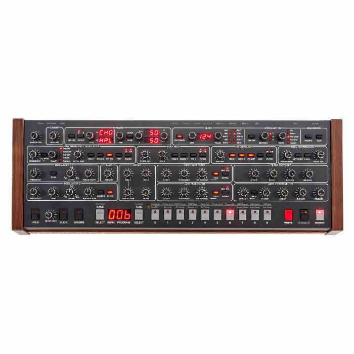SEQUENTIAL - Sequential Prophet 6 Analog Desktop Synthesizer Module