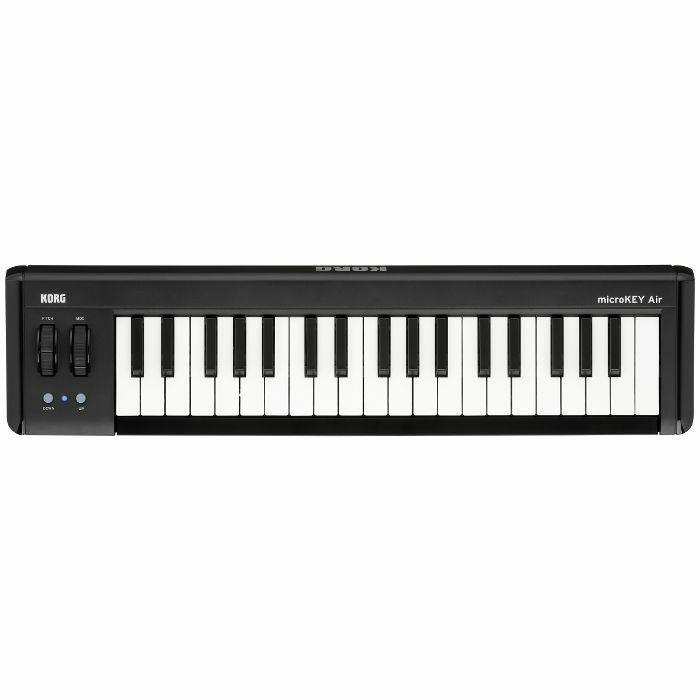 KORG - Korg MicroKEY 2 Air 37 Key Compact Bluetooth MIDI Keyboard