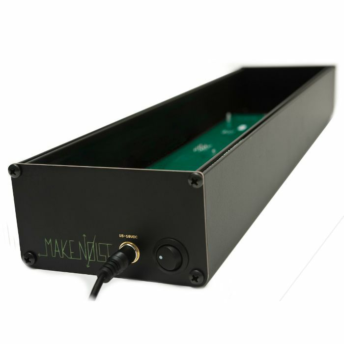 MAKE NOISE - Make Noise 3U 104hp Powered Skiff Module Case With AC Adaptor