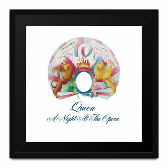 Athena Album Art: Queen - A Night At The Opera