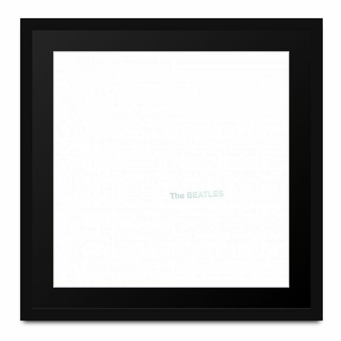 BEATLES, The - Athena Album Art: The Beatles - The White Album