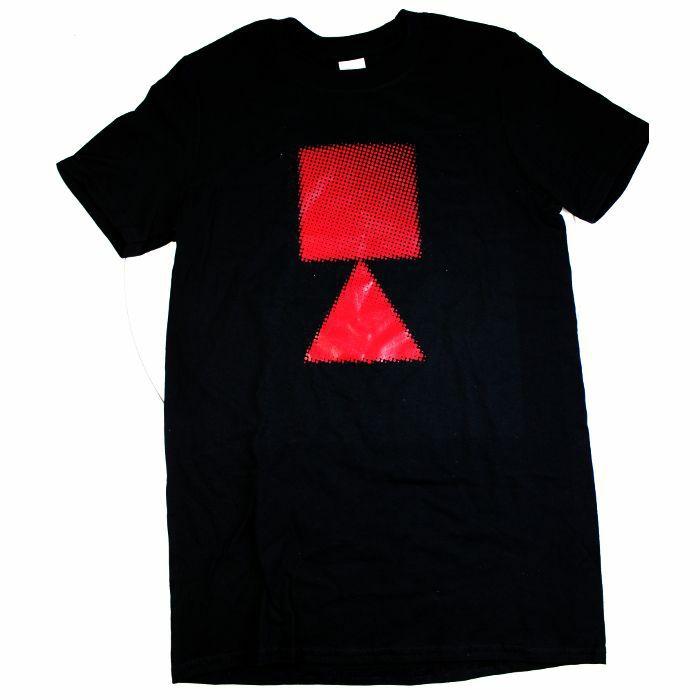 BALANS - Balans Logo T Shirt (large, black & red)