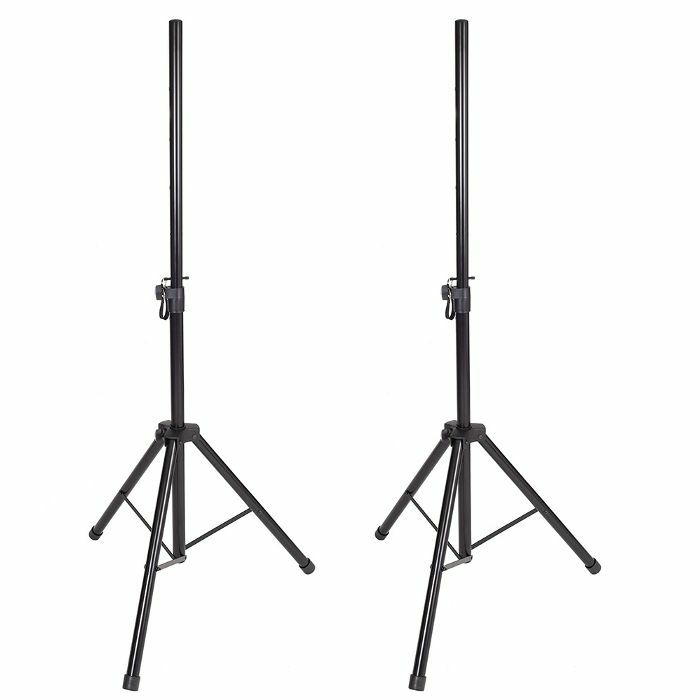 KINSMAN - Kinsman KSS08 Speaker Stands With Carry Bag (pair)