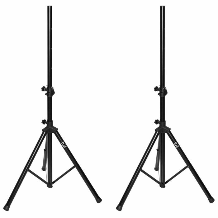 NEW JERSEY SOUND - New Jersey Sound Speaker Stands & Carry Bag Kit (pair)