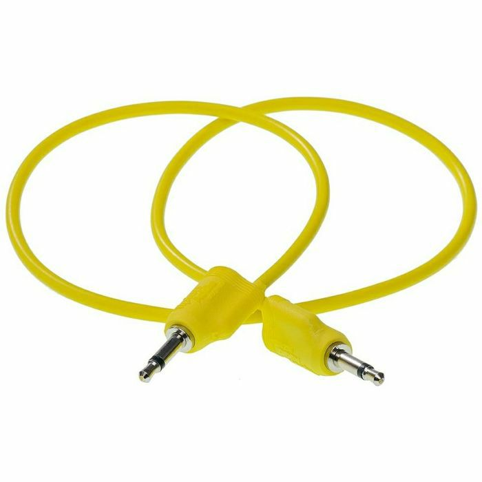 TIPTOP AUDIO - Tiptop Audio Stackcable 50cm Patch Cable (yellow)