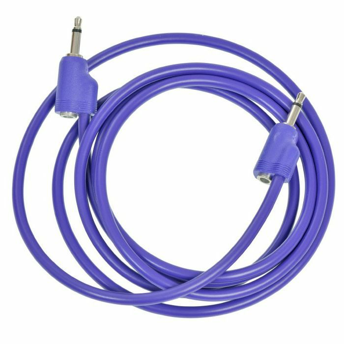 TIPTOP AUDIO - Tiptop Audio Stackcable 150cm Patch Cable (purple)