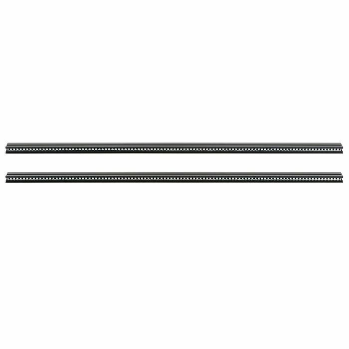 TIPTOP AUDIO - Tiptop Audio Z Rails 40HP Eurorack Mounting Rails (pair, black)