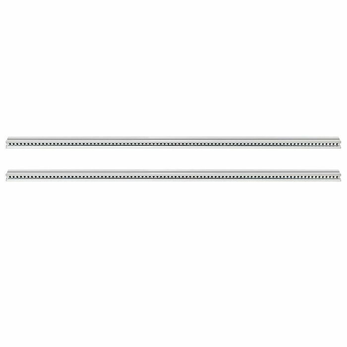 TIPTOP AUDIO - Tiptop Audio Z Rails 126HP Eurorack Mounting Rails (pair, silver)