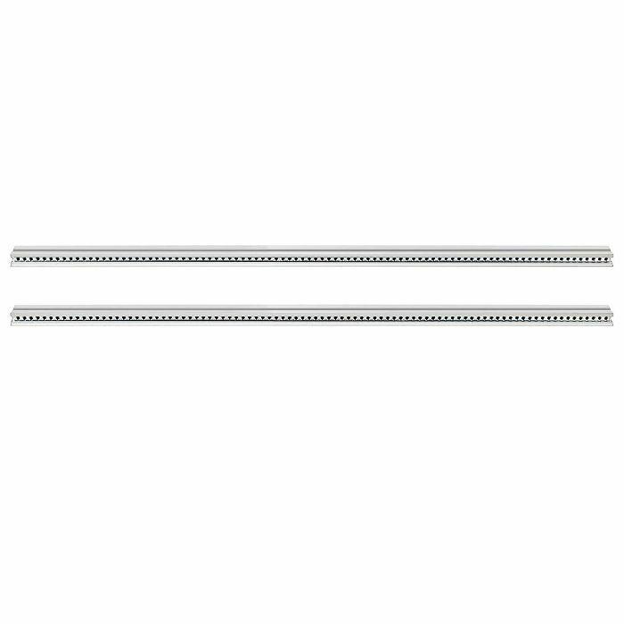 TIPTOP AUDIO - Tiptop Audio Z Rails 168HP Eurorack Mounting Rails (pair, silver)