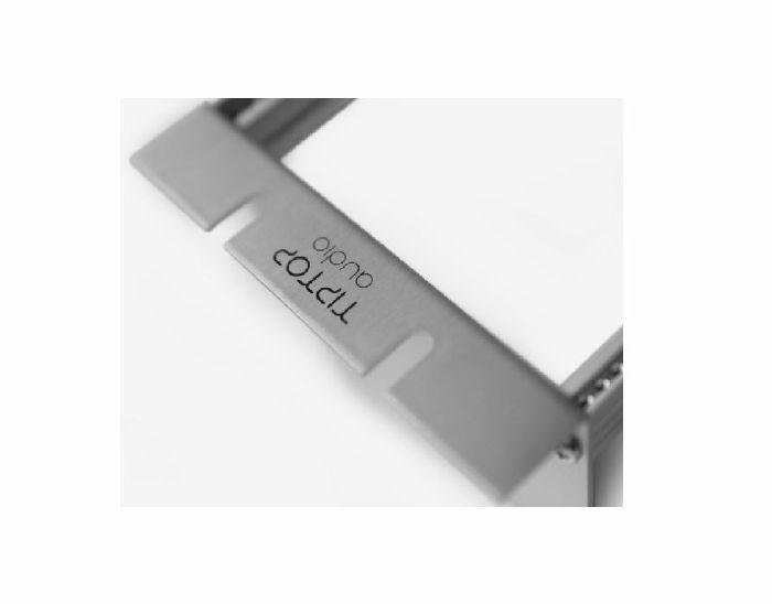 TIPTOP AUDIO - Tiptop Audio Z Ears Tabletop 3U Rack Ears (pair, silver)