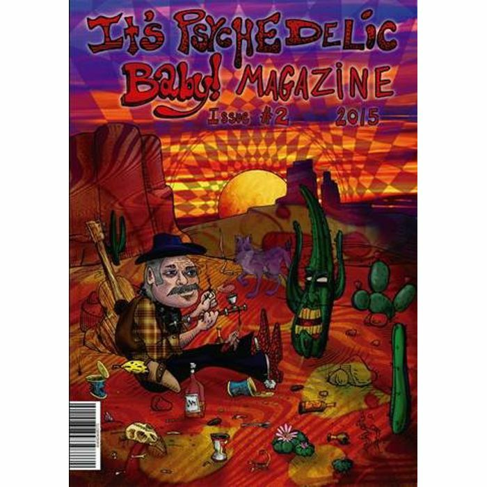 MERLINS NOSE - It's Psychedelic Baby Magazine: Issue #2