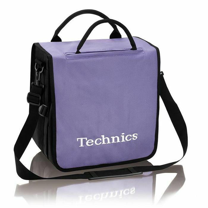 Technics Technics Backpack 12 Inch Vinyl Record Bag