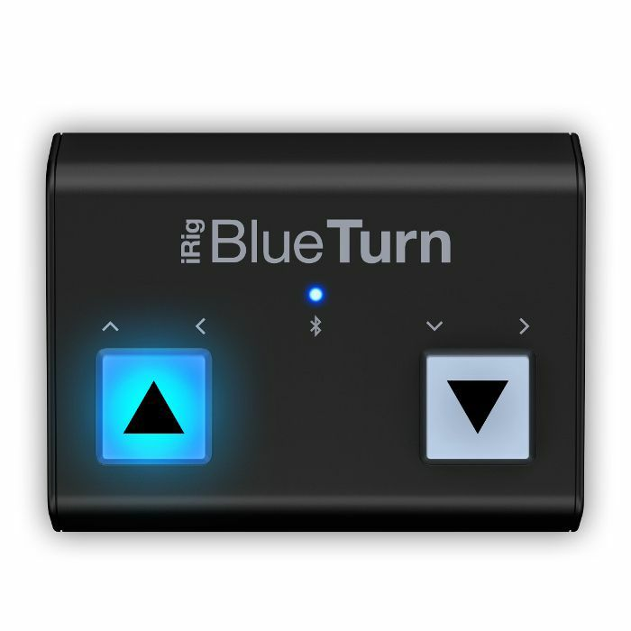 IK MULTIMEDIA - IK Multimedia iRig BlueTurn Bluetooth Page Turner For iOS & Android Devices
