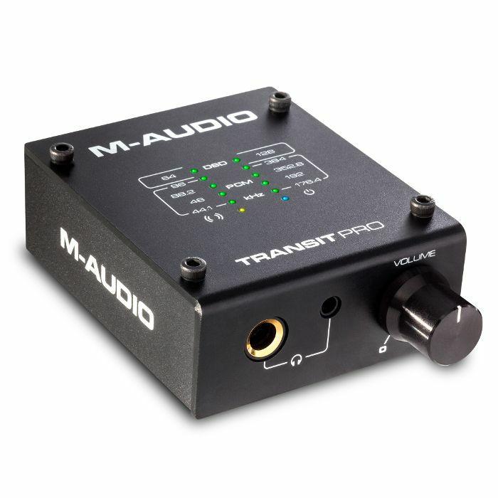 M AUDIO - M Audio Transit Pro 32bit 384kHz DSD USB Audio DAC