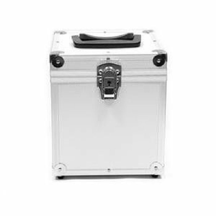 DYNAMIC DESIGN - Dynamic Design Pro 7 Inch Record Box 45 Small 50 (silver)